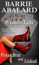 book cover western tails